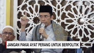 Video Pengamat: Ayat Perang di Ceramah TGB Bukan Hanya untuk Oposisi Pemerintahan Jokowi download MP3, 3GP, MP4, WEBM, AVI, FLV November 2018