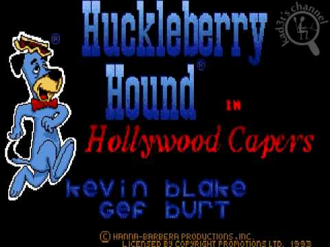 [Intro][Amiga] Huckleberry Hound in Hollywood Capers
