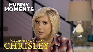 Growing Up Chrisley | Savannah Arrives At Women's Retreat | Season 1 Episode 6 | Chrisley Knows Best
