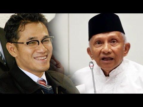 Amien Rais Dianggap Lecehkan Foto Jokowi, Budiman Sudjatmiko Sindiran Menohok Lewat Doa