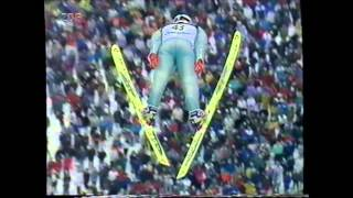 Kazuyoshi Funaki - SFWCH Oberstdorf 1998 - 4 jumps