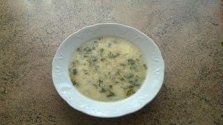 Суп из мацони или суп абур