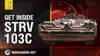 Inside the Chieftain's Hatch: Strv 103C part 3