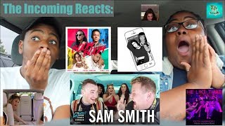 IN YOUR PHONE, BOOM BOOM, CARPOOL KARAOKE! | REACTION!