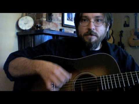 Bluegrass Flat Pick Guitar: Right Hand Tech clip 3