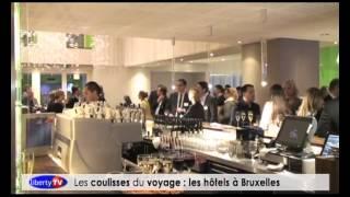 Les Coulisses du Voyage : Les hôtels à Bruxelles - BHA