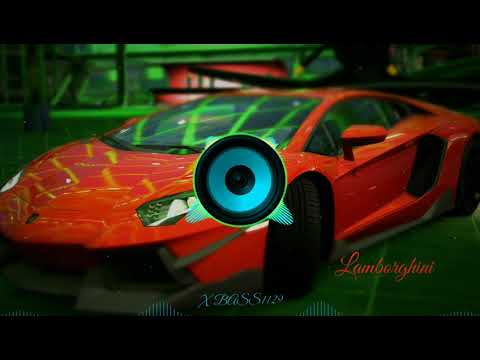 ✔️[X BASS1129] new Best English BASS BOOSTED DJ HD Lamborghini song 2018