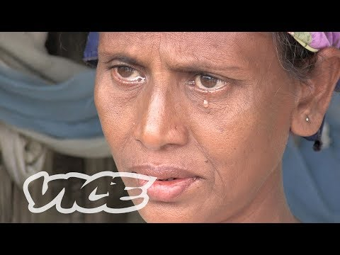 Escape from Myanmar: The Rohingya Refugee Crisis