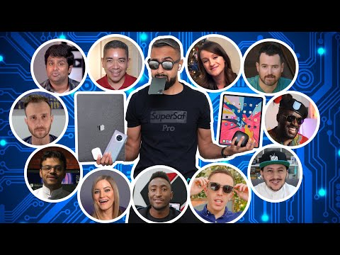 BEST Tech of 2019 – YOUTUBER Edition ft @Marques Brownlee, @iJustine, @Austin Evans + More