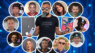 BEST Tech of 2019 - YOUTUBER Edition ft @Marques Brownlee, @iJustine, @Austin Evans + More