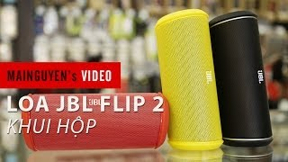 khui hop 3 mau bo loa di dong jbl flip ii - wwwmainguyenvn