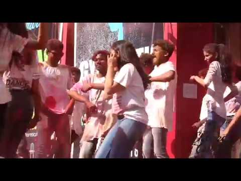 HOLI DANCE PERFORMANCE | CHOREO CULTURE | BALAM PICHKARI | YEH JAWAANI HAI DEEWANI
