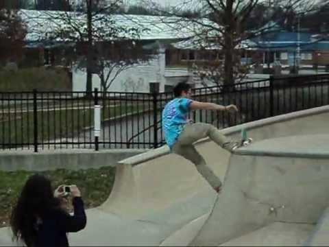 greenbelt,md skatepark and bowie,md skatepark.....rad home movies!!!