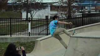 greenbelt,md skatepark and bowie,md skatepark.....rad home movies!!!