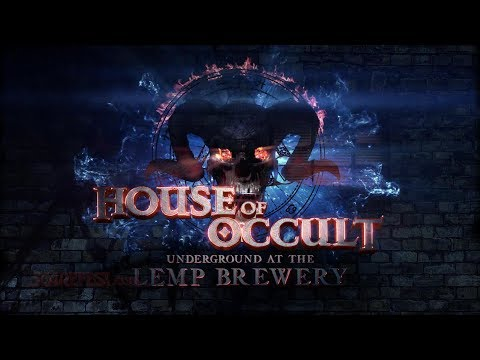 Creepiest haunted house underground - Lemp Brewery