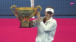 Caroline Wozniacki | 2018 China Open Final Press Conference