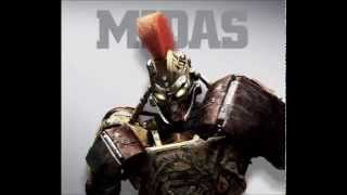 Real steel Midas theme