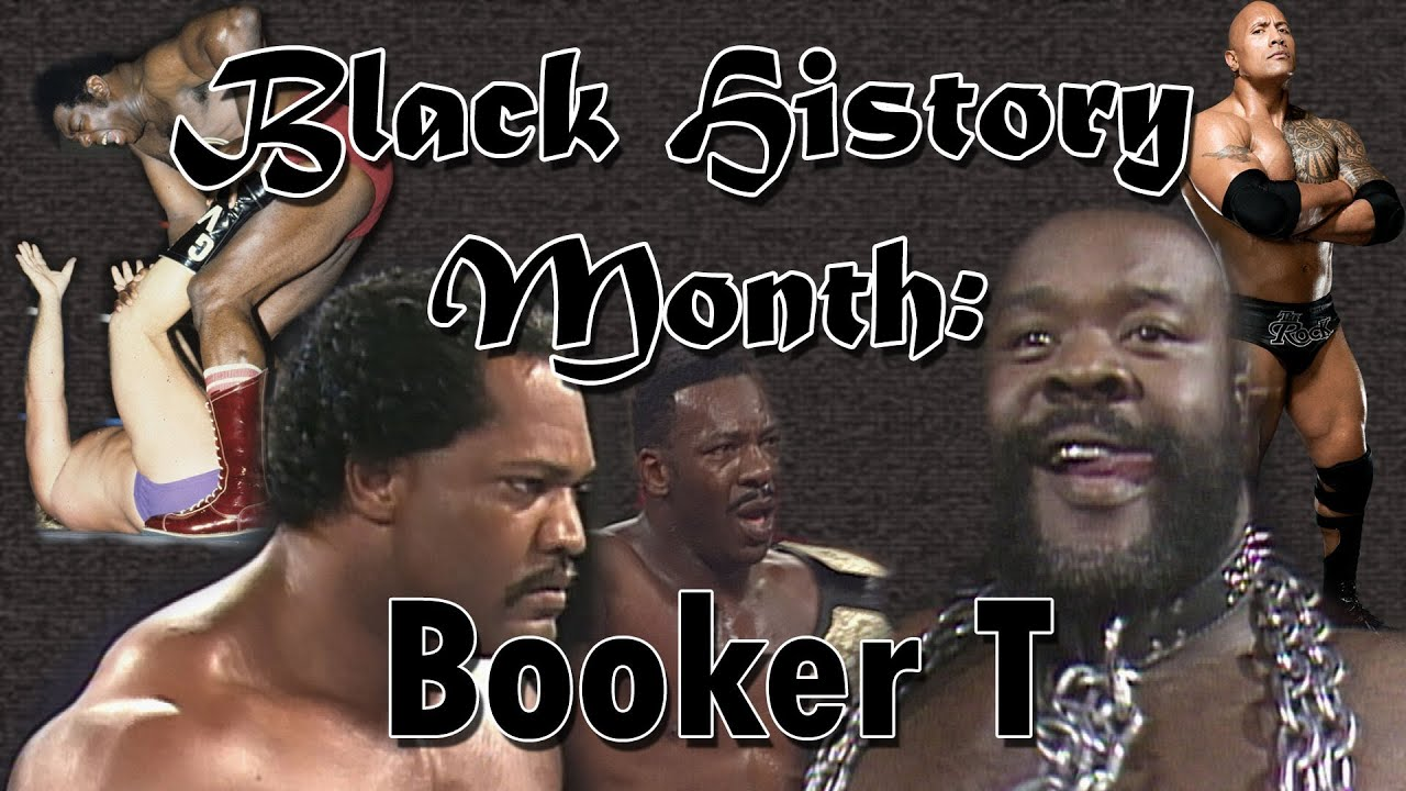 Wwe Black History Month Pic