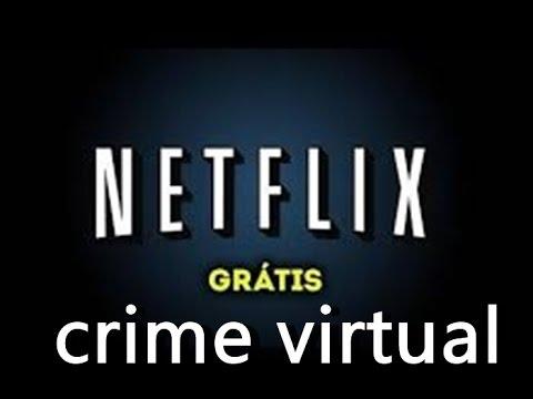 contas falsas netflix  isso é crime?