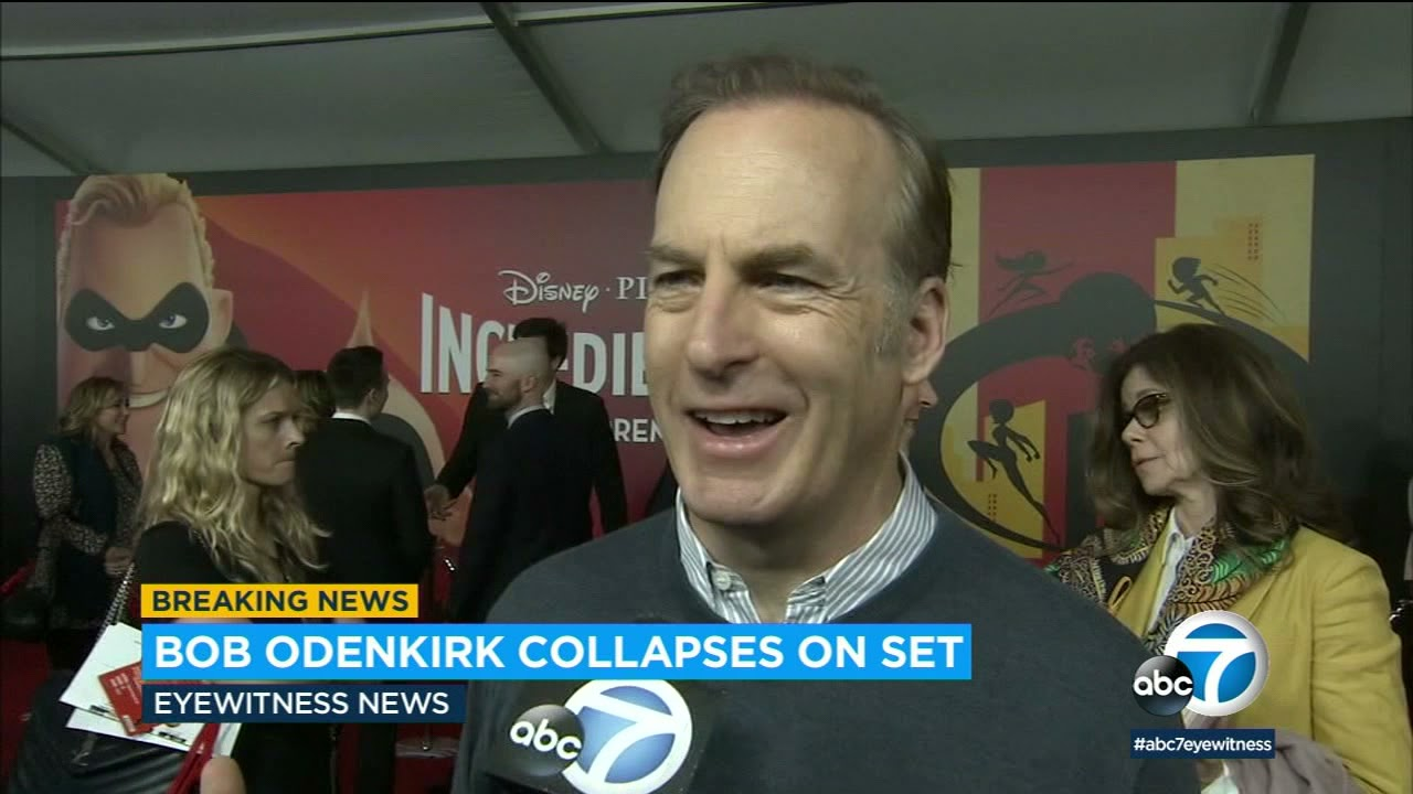 Bob Odenkirk Is Hospitalized After Collapsing on the Set of 'Better ...