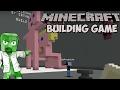 Minecraft - LE BUILDING GAME QUI DEGENERE AVEC LES PROFS