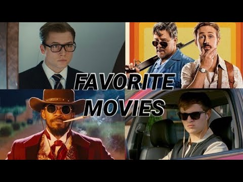 MY FAVORITE MOVIES OF ALL TIME *UPDATED EDITION*