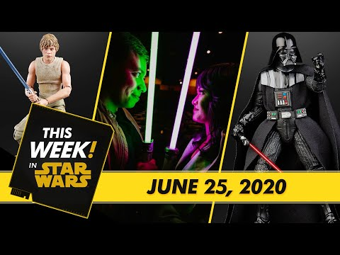 New Hasbro Star Wars Toys, Your Jedi Poses, and More!
