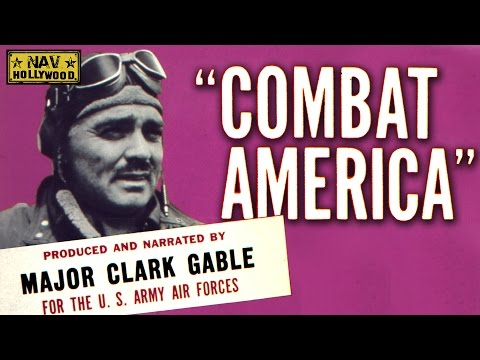 Combat America 1943 Full Movie | Old English Movies | NAV Hollywood