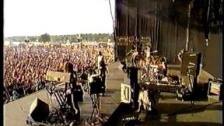 "Ozric Tentacles- ""Jurassic Shift""  Reading Festival  1993"