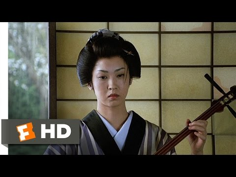 The Blind Swordsman: Zatoichi (7/11) Movie CLIP - Dance of Sorrow (2003) HD