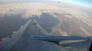 Летим домой с КИПРА в УКРАИНУ