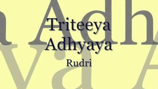 Rudri Path | Rudrashtadhyayi - Chapter Three