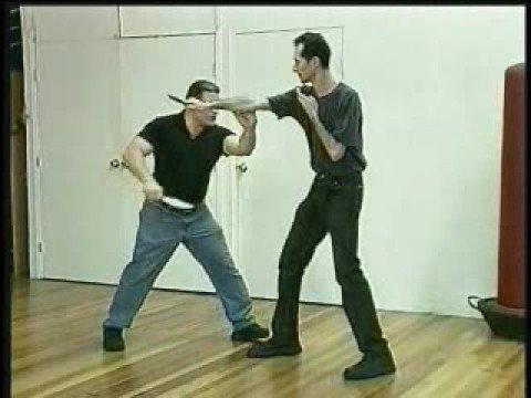 Martial Arts View-Sevillian Steel: Spanish Knife Fighting