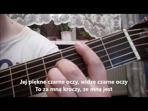 Ivan i Delfin - Jej czarne oczy (cover, karaoke)
