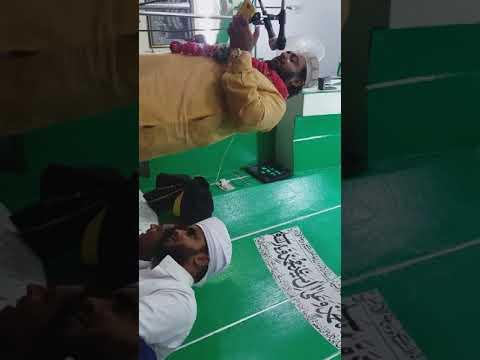 Mahfil e shab e baraat madina masjid basharat nagar