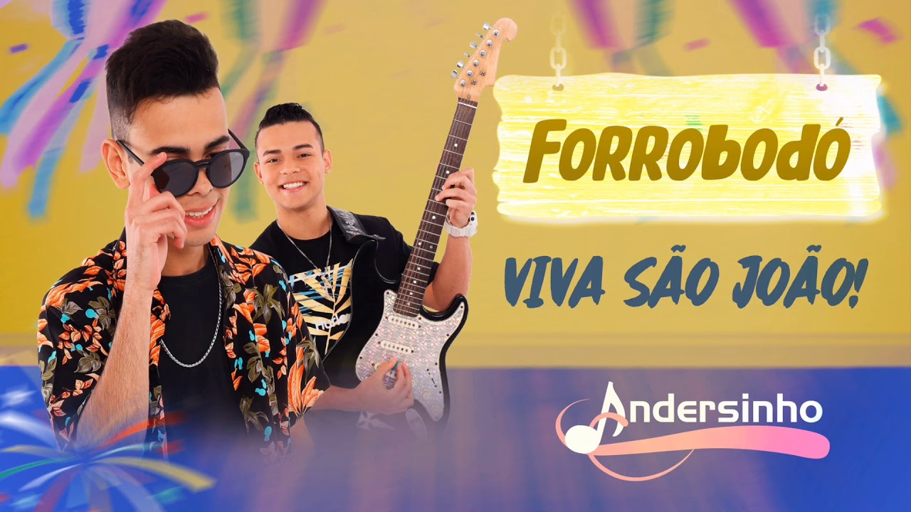 Forrobodó Ao Vivo - São João 2020 - Andersinho