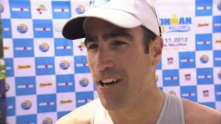 Eneko Llanos wins 2013 Ironman Mallorca 70.3