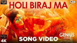 Download Holi Biraj Ma Official Song Video - Genius | Utkarsh, Ishita | Jubin, Himesh Reshammiya | Manoj