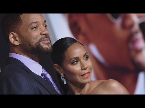Will Smith Reveals Why He and Wife Jada Don't Say They're Married