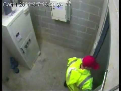 Bungling burglars hit IKEA Milton Keynes