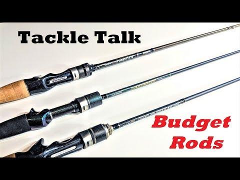Tackle Talk: Budget Tackle, Tsurinoya Rods