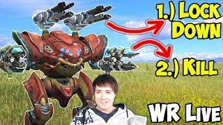 Mk2 Pulsar Scourge Death Combo Spectre Gameplay War Robots 2 Hours WR