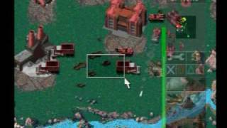 Command & Conquer: Red Alert Retaliation (PS1) Gameplay (Part 2)
