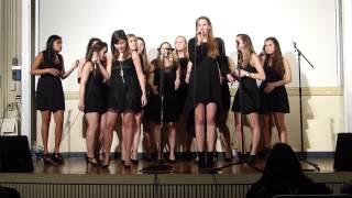 Elastic Heart A Cappella - BU Terpsichore