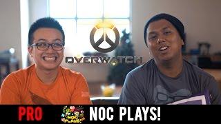 NOC Plays Overwatch (Game Walkthrough)
