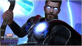 THOR T3!! WITNESS ⚡INFINITE LIGHTNING⚡- Marvel Future Fight