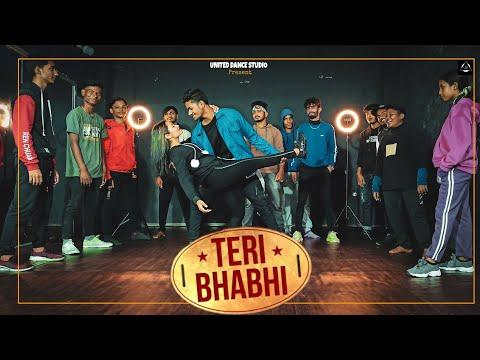 Teri Bhabhi - Coolie No. 1  Vharun Dhawan, Sara Ali Khan   D Harsh Choreography   Dance Video