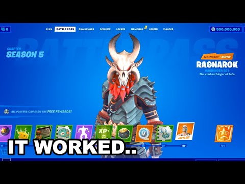 I Unlocked EVERY Old Battle Pass In Chapter 2.. (Fortnite: Battle Royale)