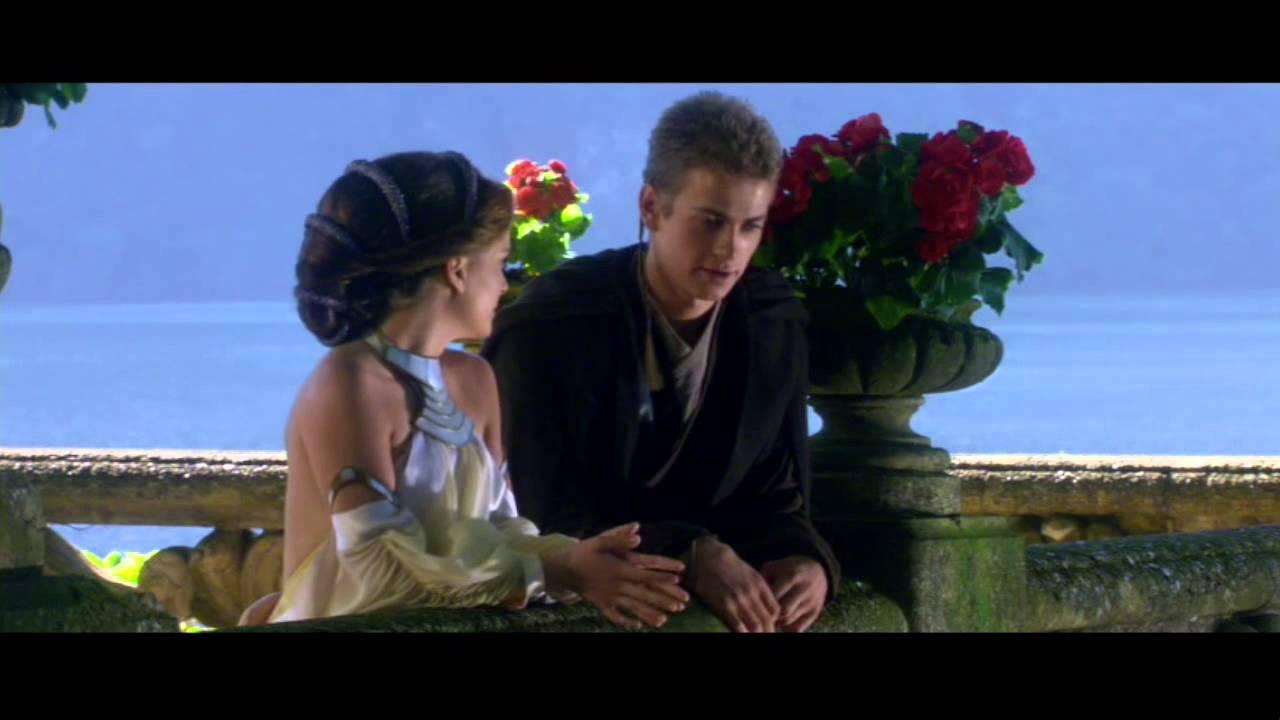 Star Wars Episode Ii I Dont Like Sand Youtube