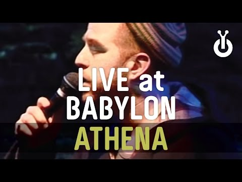 Athena - Serseri Mayın I Unplugged I Babylon Performance